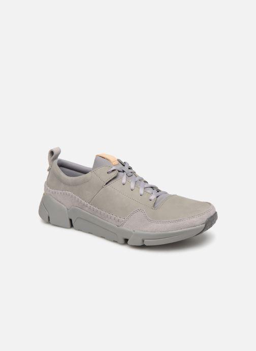 Sneakers Clarks TriActive Run Grijs detail