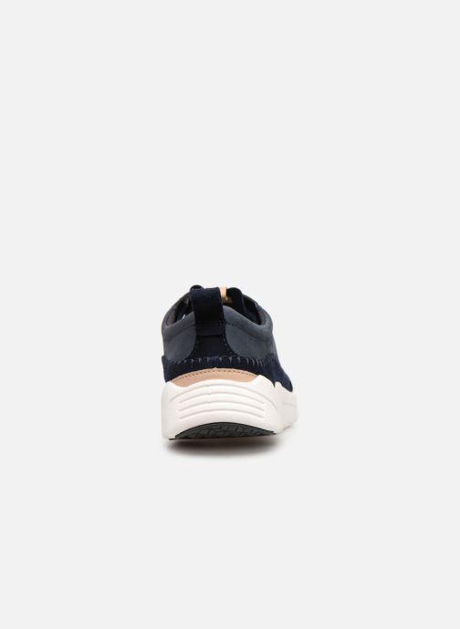 Sneakers Clarks TriActive Run Blauw rechts