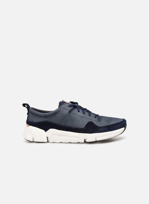 Sneakers Clarks TriActive Run Blauw achterkant