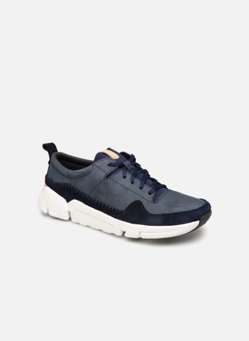 Sneakers Clarks TriActive Run Blauw detail