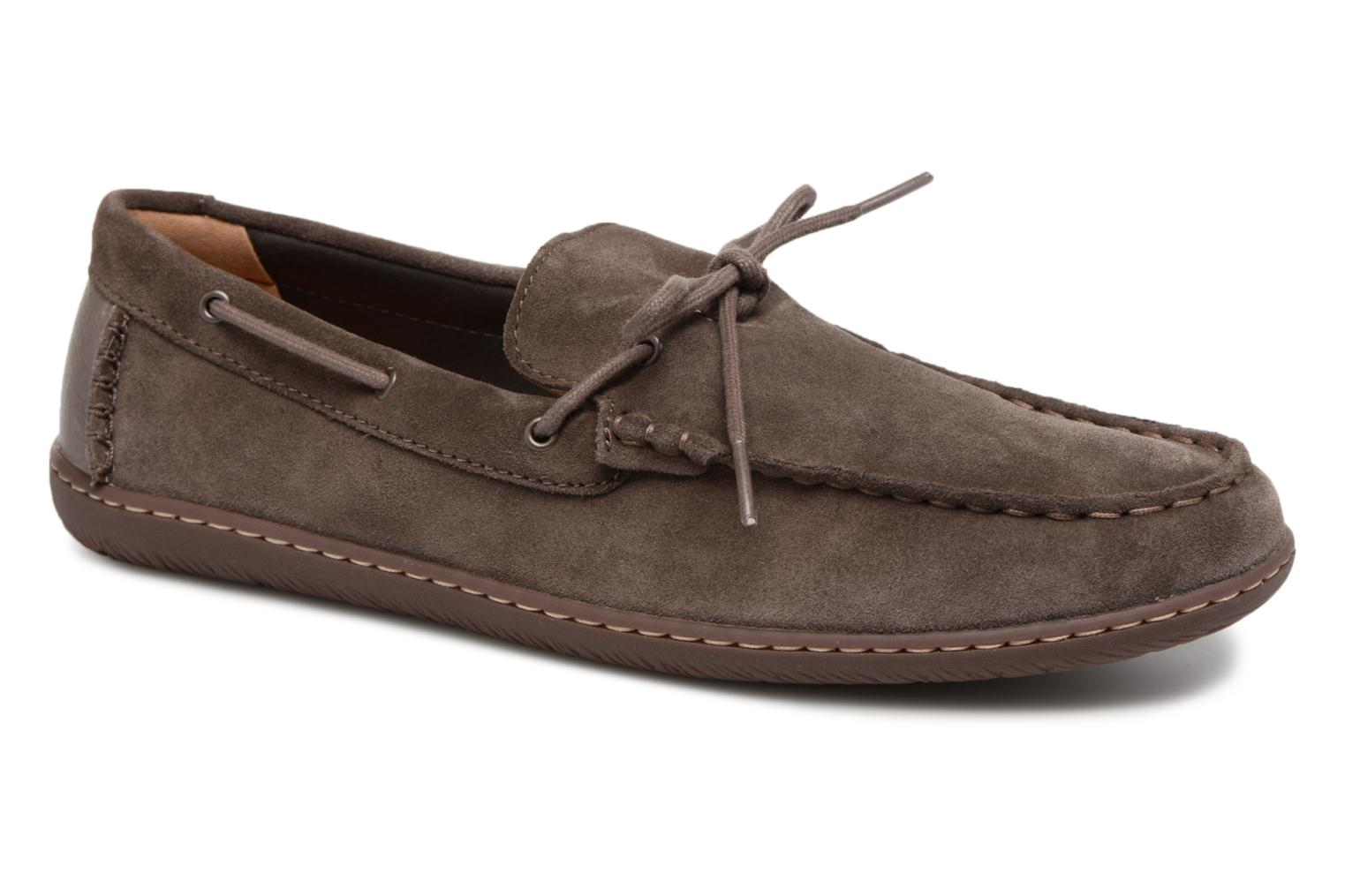 Suede Grey Edge Dark Clarks Saltash ZwiukXOPTl