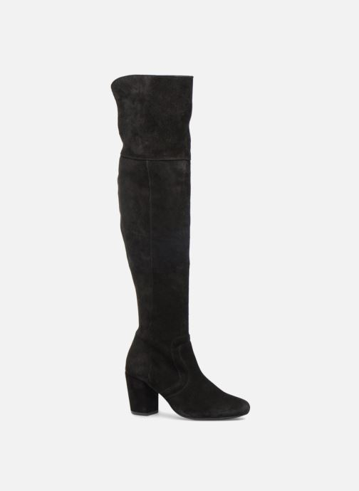 SKY LEATHER OVERKNEE BOOT