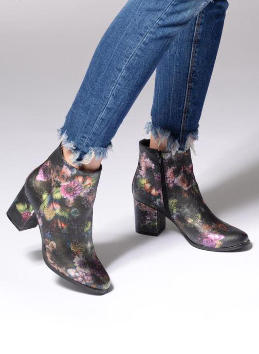 Bottines et boots Vero Moda GINA BOOT Vert vue bas / vue portée sac