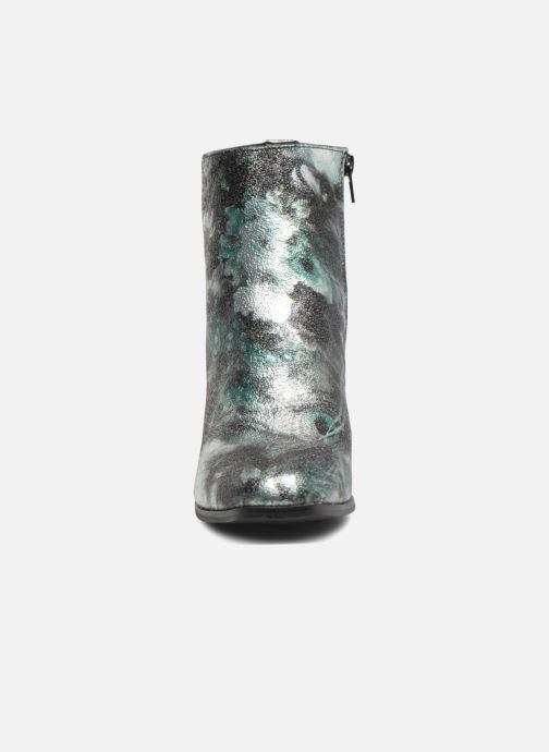 Bottines et boots Vero Moda GINA BOOT Vert vue portées chaussures