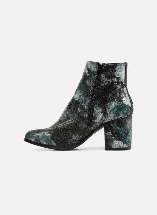 Bottines et boots Vero Moda GINA BOOT Vert vue face