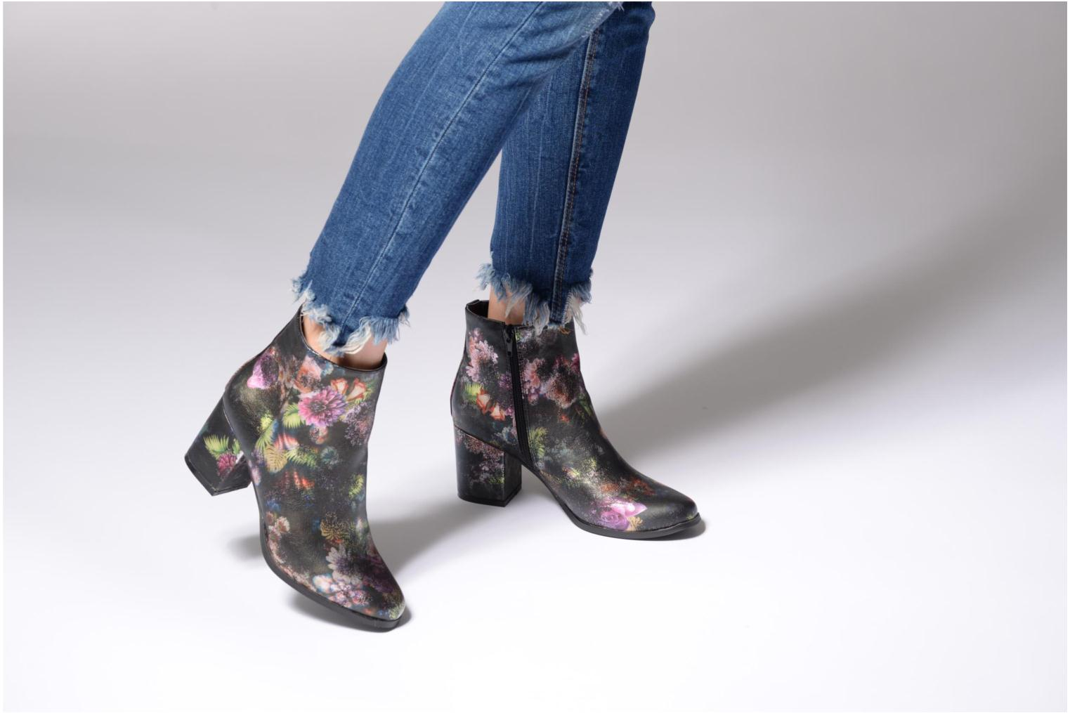 Ankle boots Vero Moda GINA BOOT Green view from underneath / model view