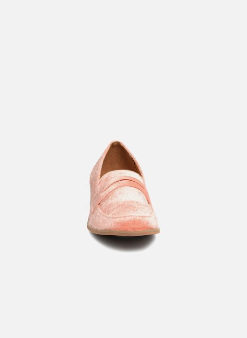 Loafers Vero Moda NORA LOAFER Pink model view