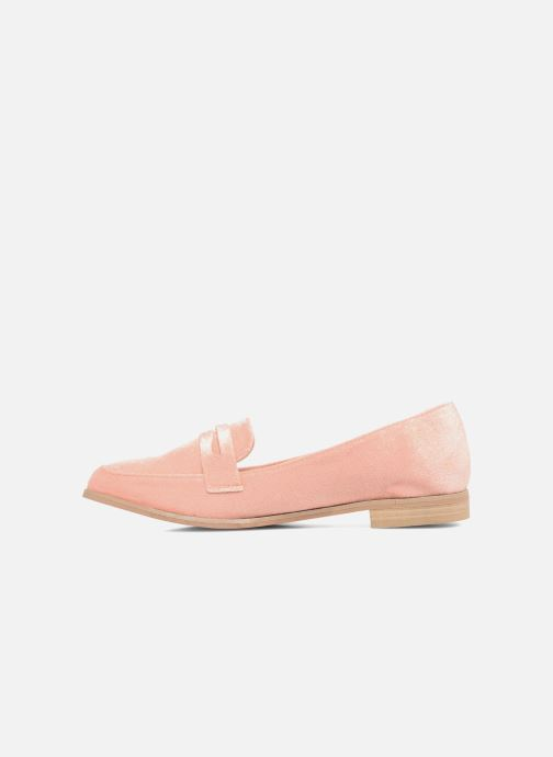 Loafers Vero Moda NORA LOAFER Pink front view