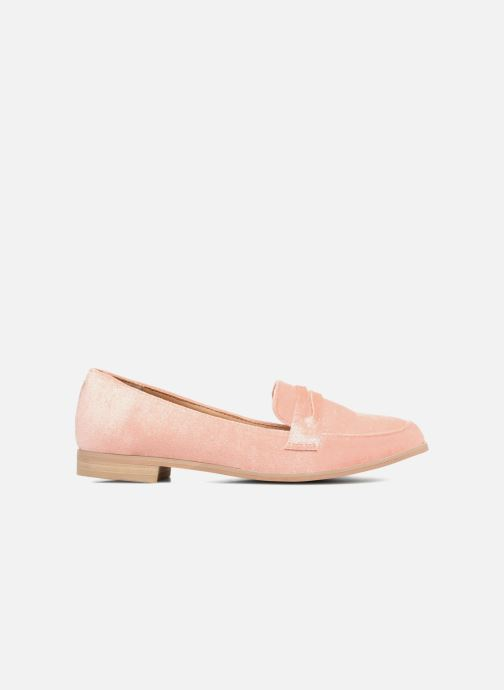 Loafers Vero Moda NORA LOAFER Pink back view