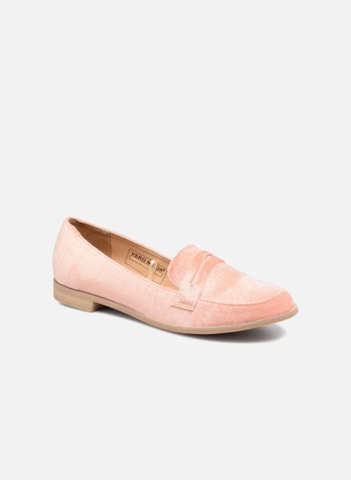 Loafers Vero Moda NORA LOAFER Pink detailed view/ Pair view