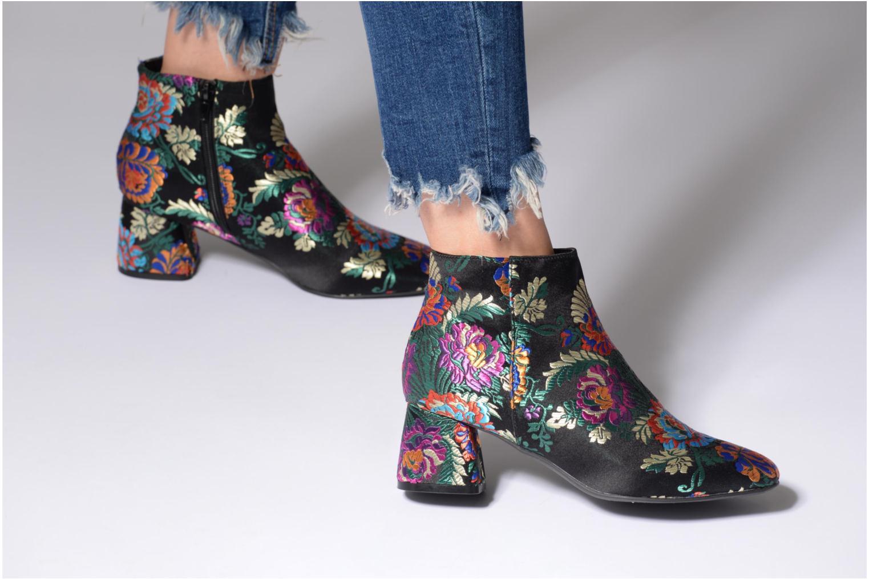 Bottines et boots Vero Moda LUCA BOOT Multicolore vue bas / vue portée sac