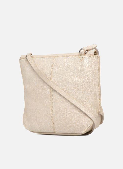 Handtaschen Clarks Tallow Balm beige ansicht von rechts