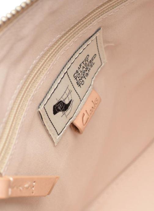 Handtassen Clarks Millwood Art Beige achterkant