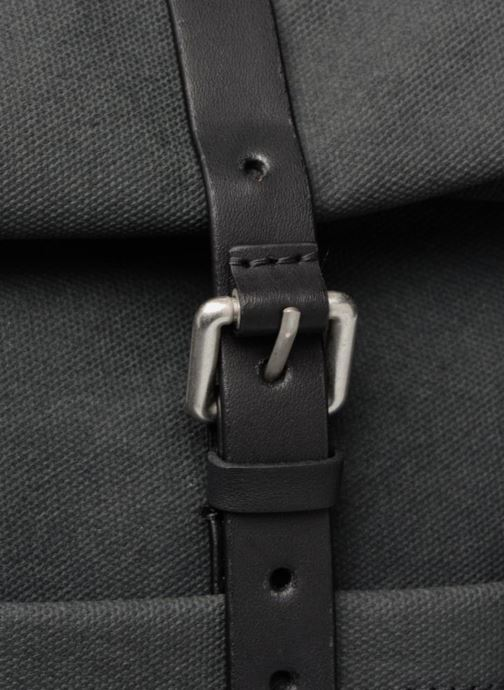Rucksacks Clarks The Millbank Black view from the left