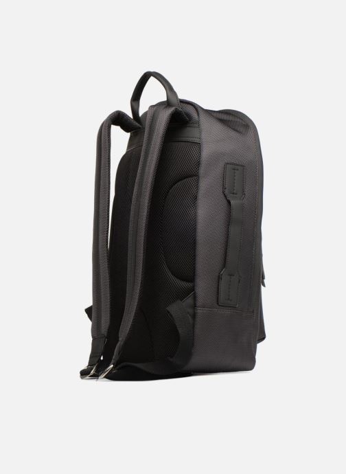 Laptop cases Clarks The Forge Grey view from the right