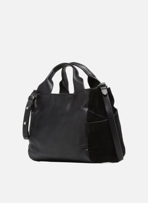 Handbags Clarks Talara Wish Black model view