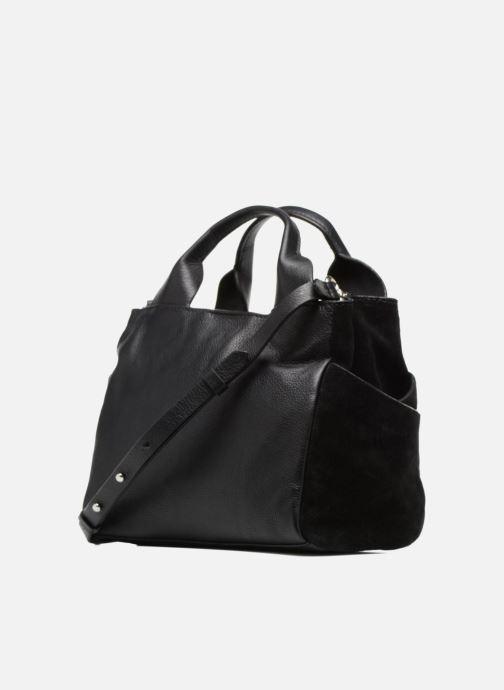 Handbags Clarks Talara Wish Black view from the right