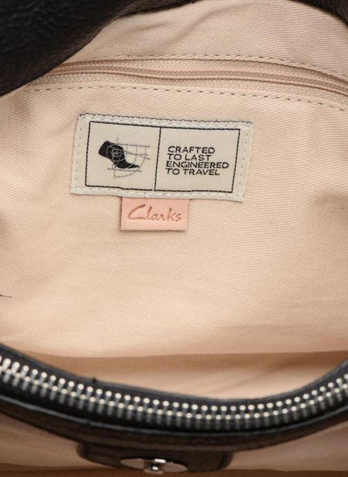 Handväskor Clarks Talara Wish Svart bild från baksidan