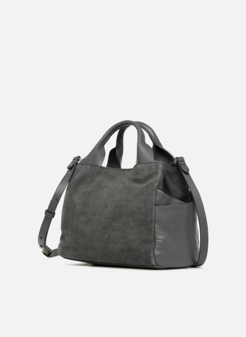 Handbags Clarks Talara Wish Grey model view