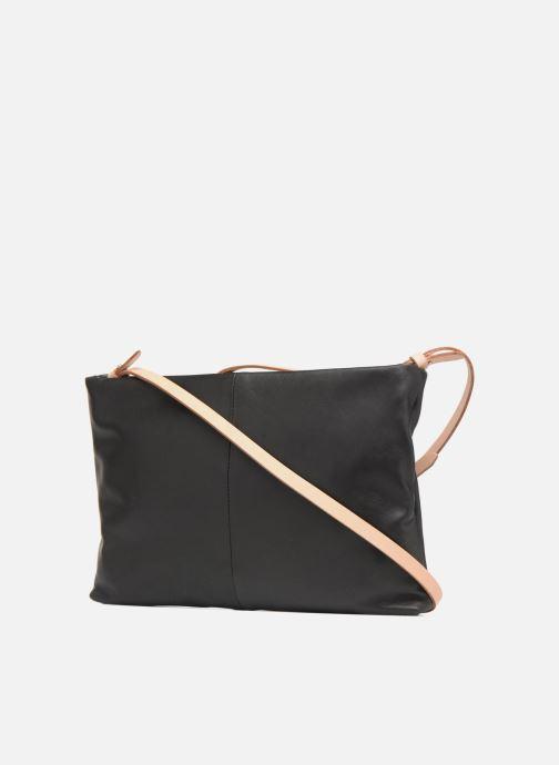 Handtaschen Clarks Tara Shine schwarz ansicht von rechts