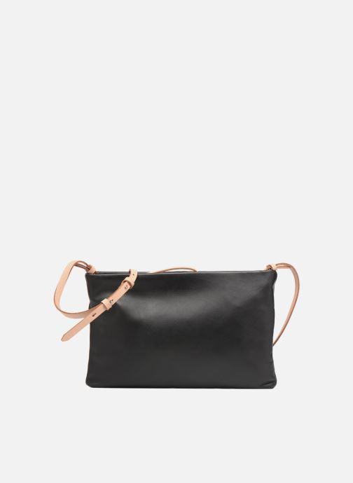 Handtassen Clarks Tara Shine Zwart detail