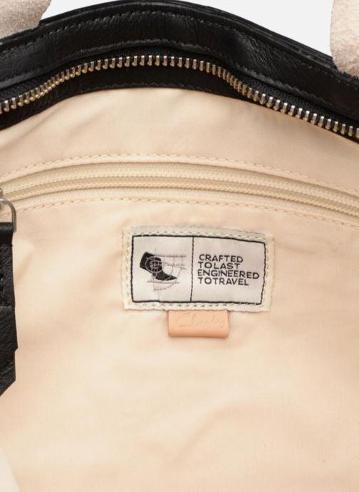Handtassen Clarks Talara Dusk Zwart achterkant