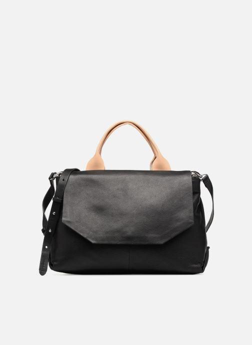 Handtassen Clarks Talara Dusk Zwart detail
