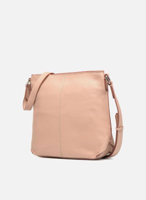 Handbags Clarks Topsham Jewl Pink model view