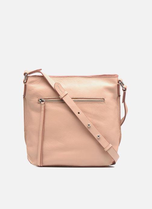Handtaschen Clarks Topsham Jewl rosa ansicht von vorne