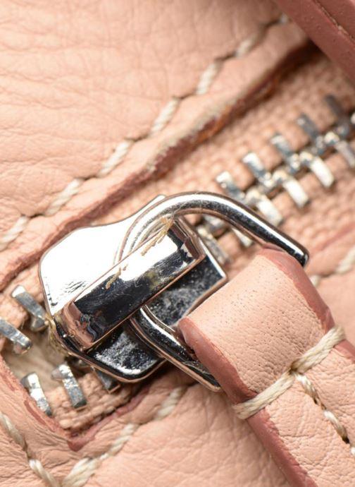 Handtaschen Clarks Topsham Jewl rosa ansicht von links
