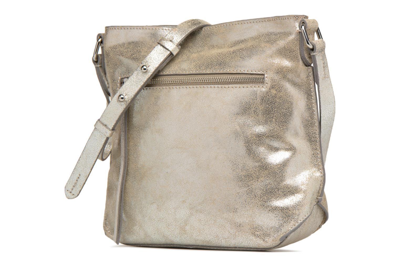 Clarks Topsham Jewl Silver Silver leather leather Jewl Topsham Clarks 5xPPTZOw
