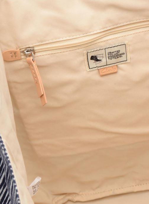 Handtaschen Clarks Marva Sun blau ansicht von hinten
