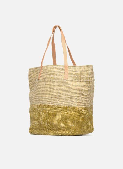 Handtaschen Clarks Marva Sun beige schuhe getragen