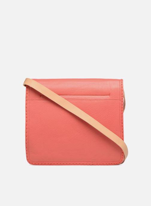 Handtaschen Clarks Teddington Way orange ansicht von vorne