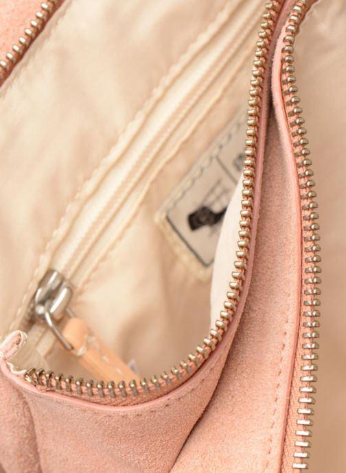 Handtaschen Clarks Teddington Way orange ansicht von hinten