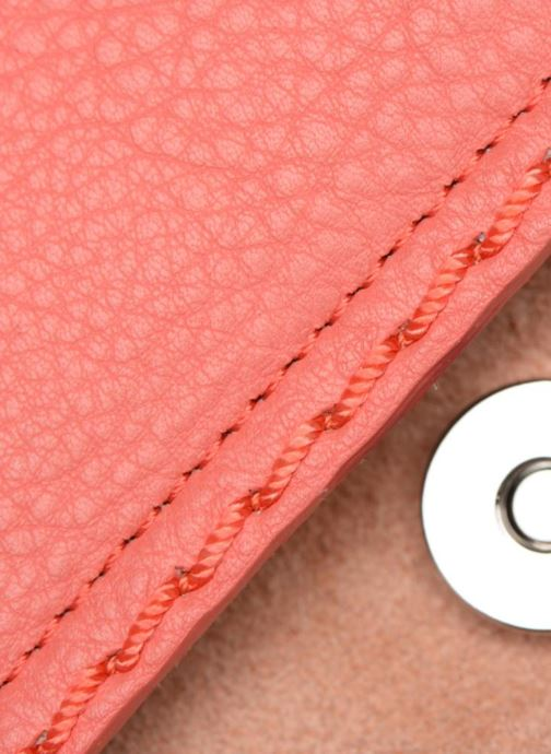 Handtaschen Clarks Teddington Way orange ansicht von links