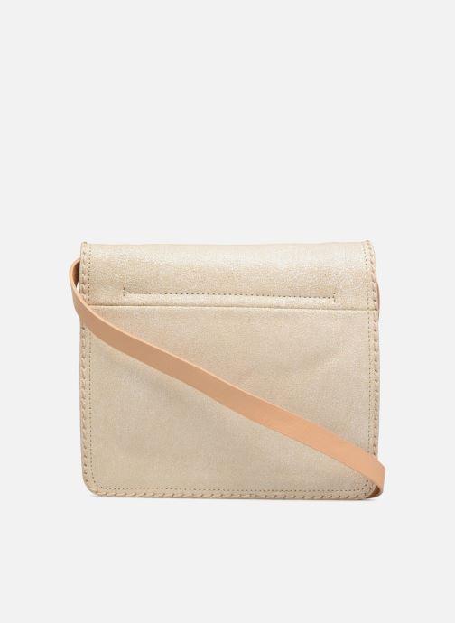 Handtaschen Clarks Teddington Way beige ansicht von vorne