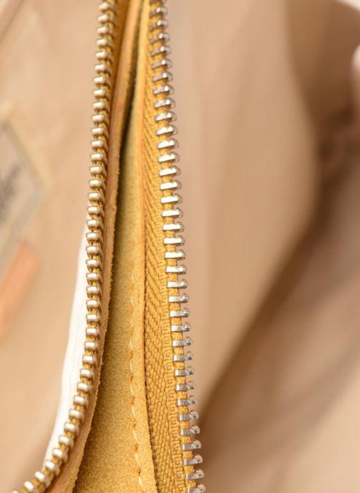 Handtaschen Clarks Teddington Way beige ansicht von hinten