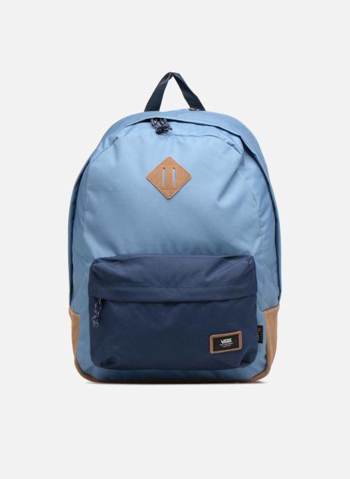 Bandoleras y Colegio Vans Old school plus backpack Azul vista de detalle / par