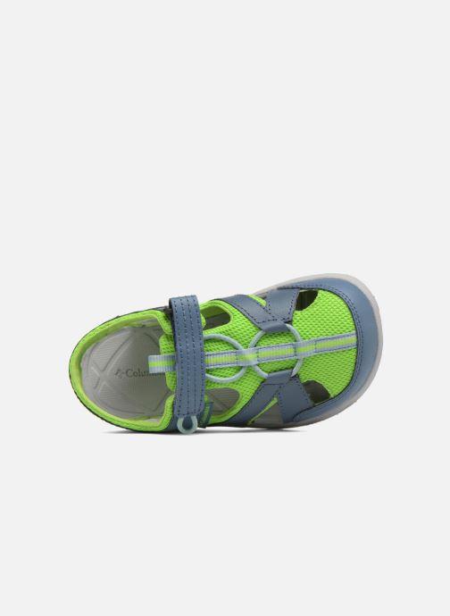 Sandales et nu-pieds Columbia Techsun Wave Gris vue gauche