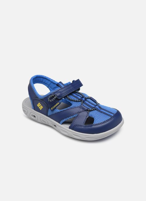Sandales et nu-pieds Columbia Techsun Wave Bleu vue détail/paire