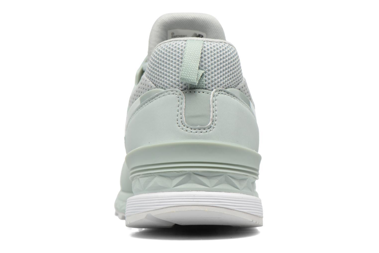 Sneakers New Balance MS574SMT-D Verde immagine destra