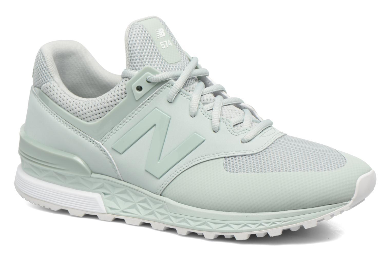 Sneakers New Balance MS574SMT-D Verde vedi dettaglio/paio