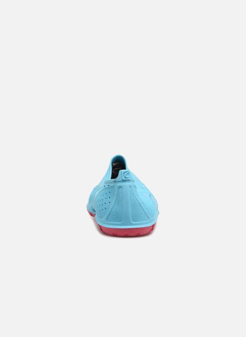 Baskets SARENZA POP Aquafun W Bleu vue droite