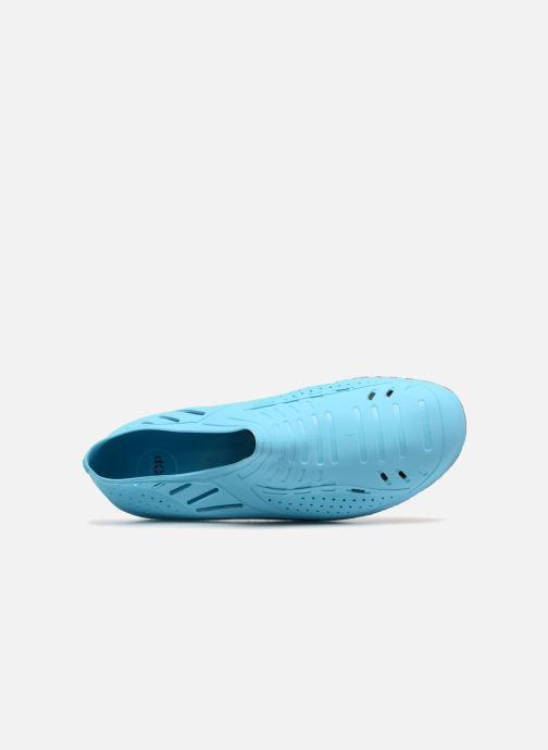 Baskets SARENZA POP Aquafun W Bleu vue gauche