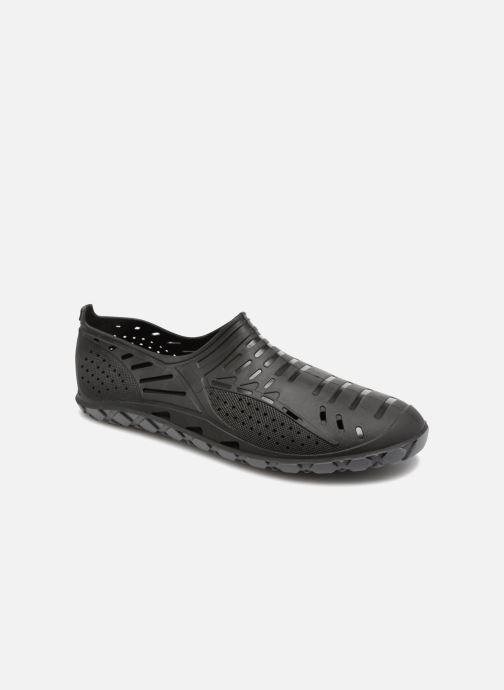 Sandaler SARENZA POP Aquafun M Sort detaljeret billede af skoene