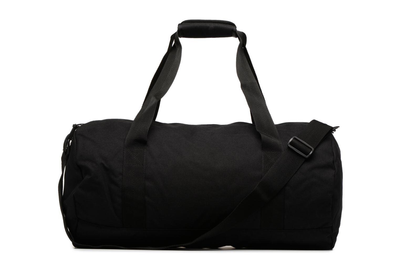 Sporttaschen Napapijri Hoyal Duffle schwarz ansicht von vorne