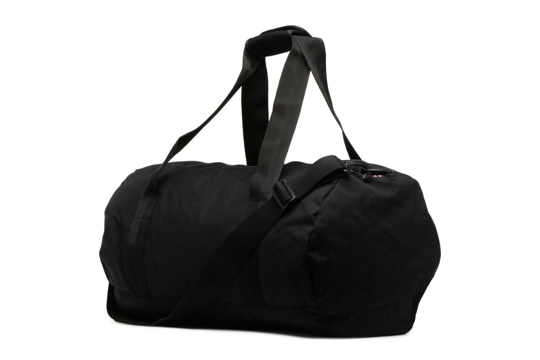 Sporttaschen Napapijri Hoyal Duffle schwarz ansicht von rechts