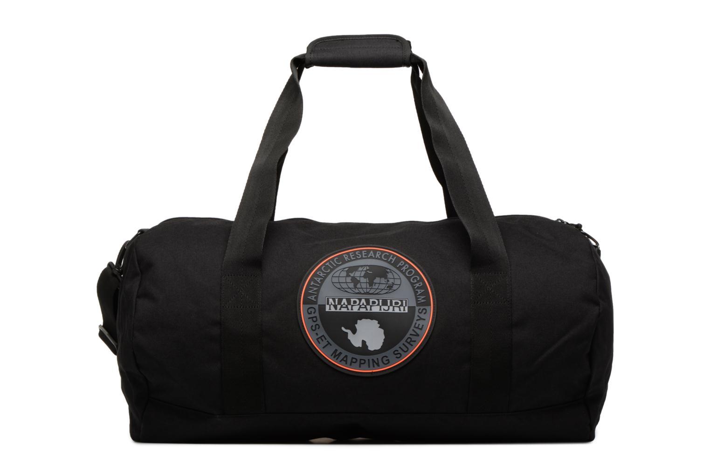 Sporttaschen Napapijri Hoyal Duffle schwarz detaillierte ansicht/modell