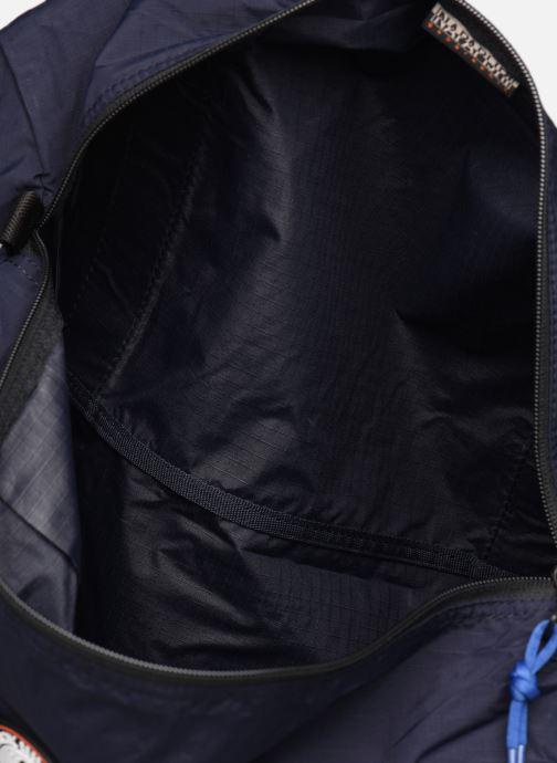Sacs de sport Napapijri Bering pack 26.5LT 1 Bleu vue derrière